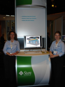 WSA managed the Datacenter Design & Build Kiosk as part of the booth; educating people on our integrated design approach and how we use BIM.